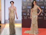 Clara Lago In Zuhair Murad Couture - Goya Cinema Awards 2014