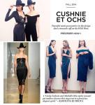 Pre-Order Cushnie Et Ochs Fall 2014 From Moda Operandi Now