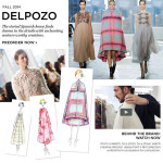 Pre-Order Delpozo Fall 2014 From Moda Operandi Now