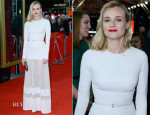 Diane Kruger In Elie Saab - 'The Better Angels' Berlin Film Festival Premiere