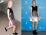 Diane Kruger In Giambattista Valli - 'The Better Angels' Berlin Film Festival Photocall