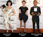 Fashion Critics' Elle Style Awards Roundup