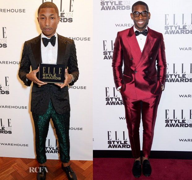 Elle Style Awards Men