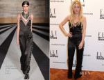 Ellie Goulding In Matthew Williamson - Elle Style Awards 2014