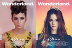 Emma Watson For Wonderland Magazine February-March 2014