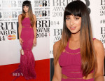 Foxes In Mark Fast - Brit Awards 2014