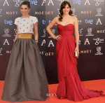 Goya Cinema Awards 2014 Red Carpet Roundup