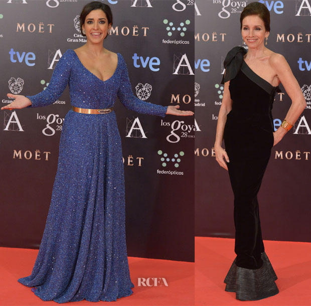 Goya Cinema Awards 2014 Red Carpet Roundup2
