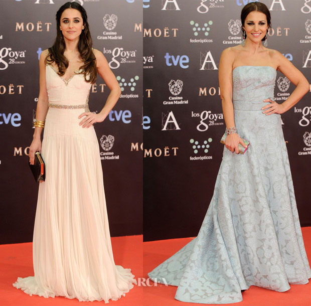 Goya Cinema Awards 2014 Red Carpet Roundup3