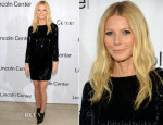 Gwyneth Paltrow In Saint Laurent - Great American Songbook Event Honoring Bryan Lourd
