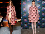 Hailee Steinfeld In Miu Miu - Miu Miu Women's Tales 7th Edition -'Spark & Light' Screening