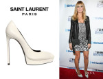 Heidi Klum's Saint Laurent 'Janis' Pumps