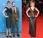 Imogen Poots In Marc Jacobs - 'A Long Way Down' Berlin Film Festival