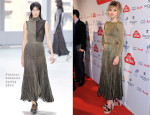 Imogen Poots In Proenza Schouler - 'A Long Way Down' Zurich Premiere