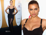 Irina Shayk In Versace Collection - Sports Illustrated Swimsuit Celebrates 50 Years Of Swim In NYC