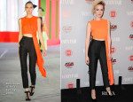 Jena Malone In Roksanda Ilincic - Vanity Fair and FIAT Celebration Of 'Young Hollywood'