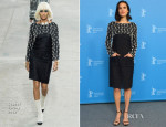 Jennifer Connelly In Chanel - 'Aloft' Berlin Film Festival Photocall