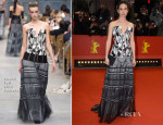 Jennifer Connelly In Chanel Couture - 'Aloft' Berlin Film Festival Premiere