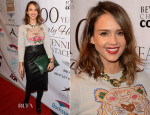 Jessica Alba In Kenzo - EXPERIENCE: East Meets West Event