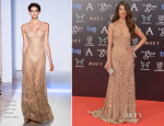 Juana Acosta In Zuhair Murad Couture - Goya Cinema Awards 2014