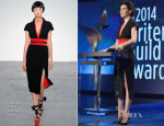 Julianna Margulies In L'Wren Scott - 2014 Writers Guild Awards LA Ceremony