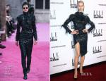Karolina Kurkova In Fyodor Golan - Elle Style Awards 2014