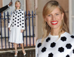 Karolina Kurkova In Steven Tai -  Creative London Party