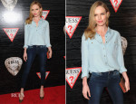 Kate Bosworth In Guess - GUESS Celebrates New York Fashion Week