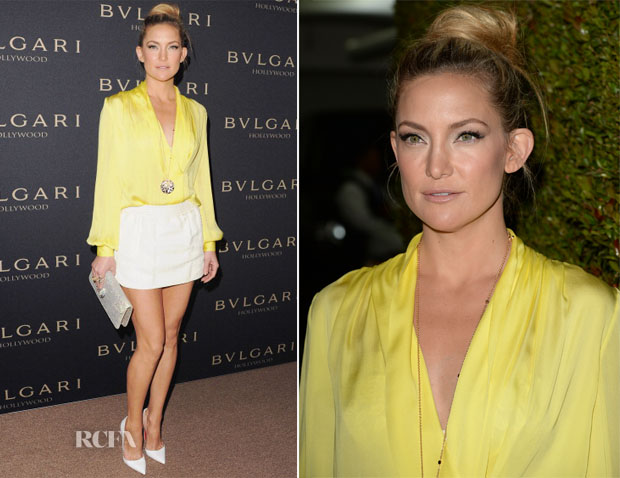 Kate Hudson In Emilio Pucci - BVLGARI Presents 'Decades Of Glamour'