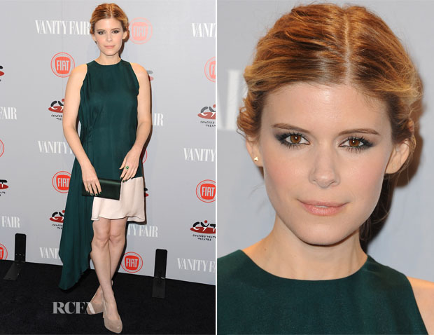 Kate Mara In Christian Dior - Vanity Fair and FIAT Celebration Of 'Young Hollywood'