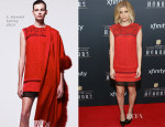 Kate Mara In J. Mendel - 3rd Annual NFL Honors