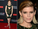 Kate Mara In Prada - 'House Of Cards' Season 2 Screening