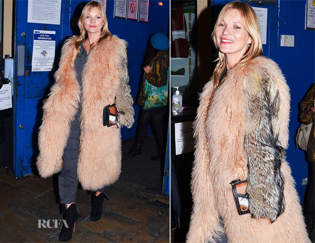 Kate Moss In Prada - 'Only Lovers Left Alive' Screening After-Party