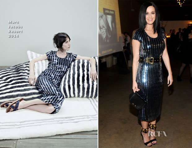 Katy Perry In Marc Jacobs - Hollywood Stands Up To Cancer