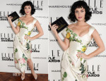 Katy Perry In Vivienne Westwood - Elle Style Awards 2014
