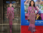 Keri Hilson In Ekaterina Kukhareva - 'About Last Night' LA Screening