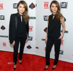 Keri Russell In Saint Laurent & Balenciaga - 'The Americans' Season Two Premiere