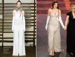 Laetitia Casta In Givenchy Couture - 64th Festival di Sanremo 2014 Opening Night
