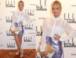 Laura Whitmore In Warehouse – Elle Style Awards 2014