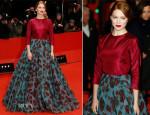 Lea Seydoux In Prada - 'La Belle et la Bete' Berlin Film Festival Premiere