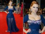 Lea Seydoux In Miu Miu - 2014 BAFTAs