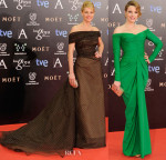 Lorenzo Caprile: Red Carpet King Of The Goya Cinema Awards 2014