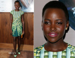 Lupita Nyong'o In Peter Pilotto - DuJour Magazine Cover Party