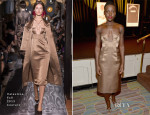 Lupita Nyong'o In Valentino Couture - 13th Annual AARP's Movies for Grownups Awards Gala