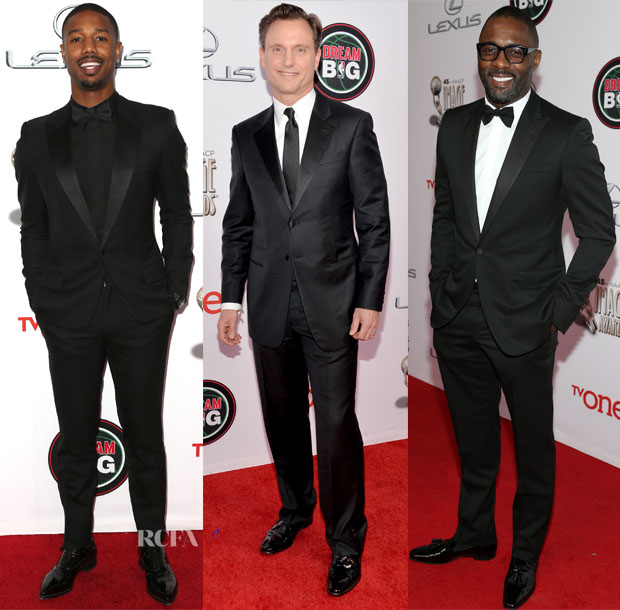 NAACP Awards Men