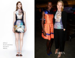 Naomi Watts In Mary Katrantzou - Q&A With His Holiness the 14th Dalai Lama