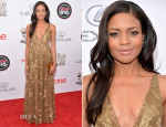 Naomie Harris In Valentino - NAACP Image Awards 2014