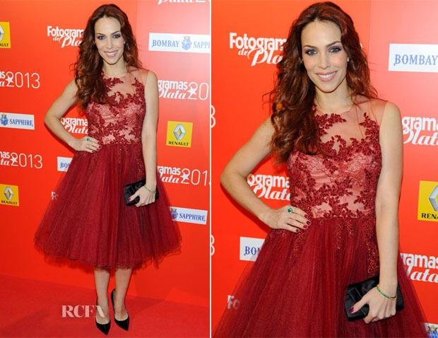 Nerea Garmendia In Inas Couture - Fotogramas Magazine Awards