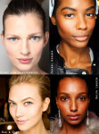 New York Fashion Week Beauty Trend: Fresh, Dewy Skin
