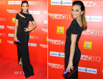 Norma Ruiz In Donna Karan - Fotogramas Magazine Awards